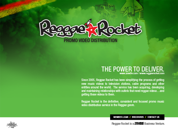Reggae Rocket screenshot